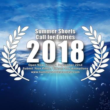2018 Summer Shorts FIlm & Video Contest